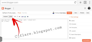 How To Use Syntax Highlighter in Blogger